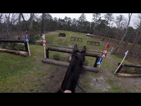 Helmet Cam: Riot Gear (CIC 2 Star | 2018 Carolina International Horse Trials)