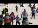Югорский лыжный марафон — 2018