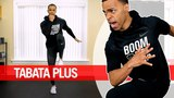 Millionaire Hoy - Tabata PLUS Cardio HIIT Workout with Weights | Интервальная тренировка с гантелями для продвинутых