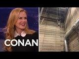 Nicole Kidman Did Her Own