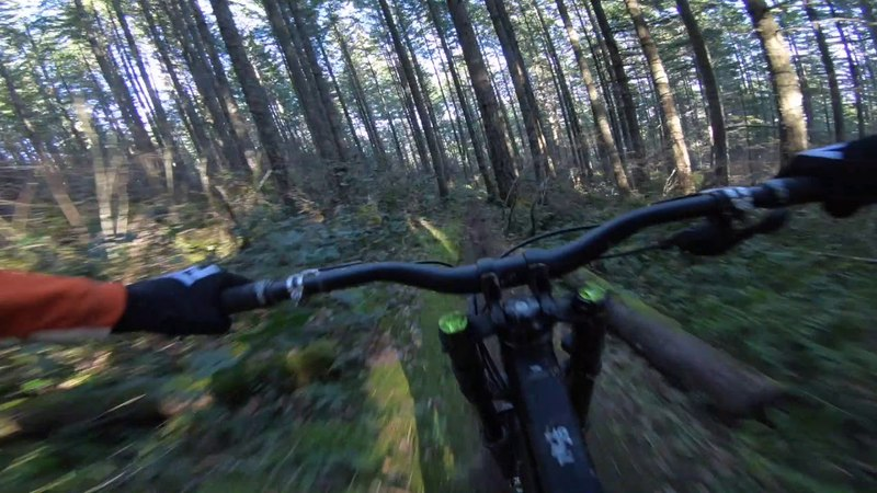 Remy Metailler - Gopro Karma Downhill on Vancouver Island