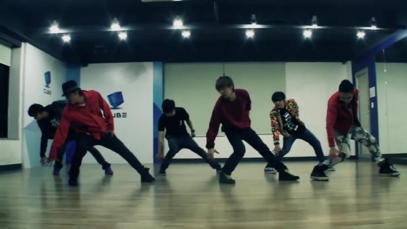 B2ST _ BEAST - Shock (Dance)
