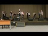 011 Хип-хоп мастер-классы БФУ