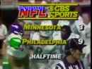 Eagles vs Vikings 1984