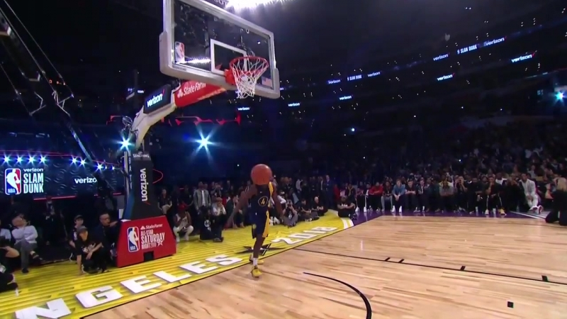 Victor Oladipo Dunk With Black Panther Mask - Slam Dunk Contest _ 2018 NBA All-S_HD.mp4