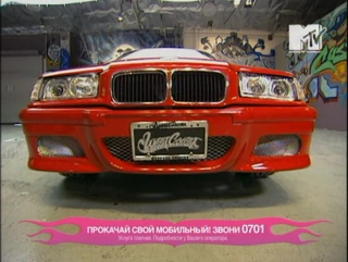 Тачку на прокачку (на русском языке) / Pimp My Ride [Season 2] 202 Kiearah's Ford Escort (1991) озвучка КуражБомбей