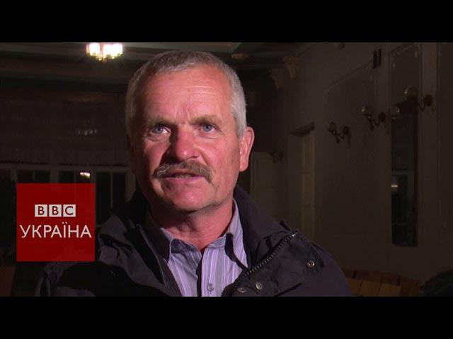 Очевидці про Калинівку