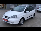 Купить Chevrolet Rezzo (Шевроле Реццо) с пробегом бу в Саратове Автосалон Элвис