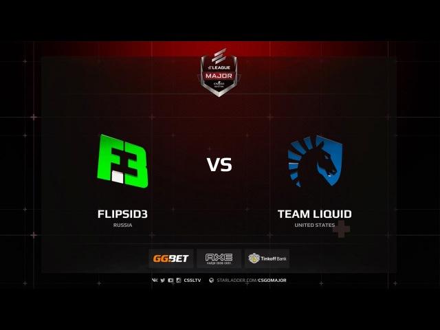 FlipSide vs Liquid @ de cbble