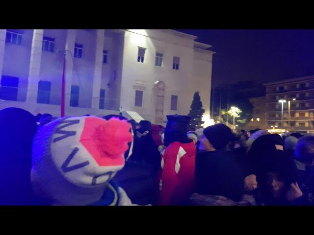 Bolzano capodanno 2017 18 piazza tribunale
