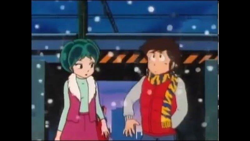 Urusei Yatsura AMV Marry Me
