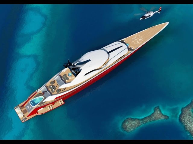 Oceanco PHI 117m 385ft
