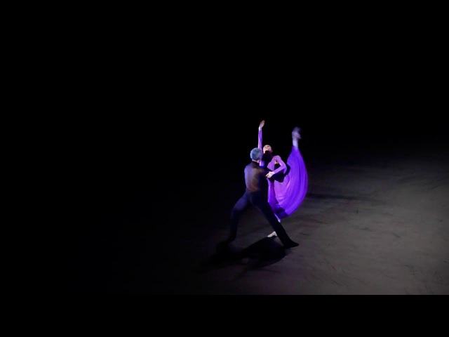 Svetlana Zakharova with Patrick de Bana, 14.03.2017 'AMORE' Rain before it falls | IV
