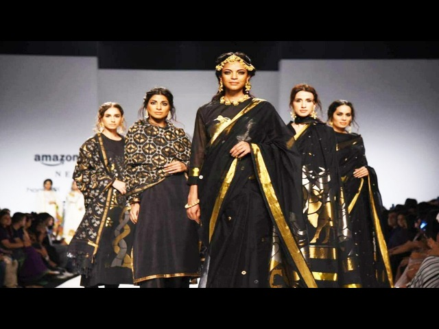 Madhu Jain | Spring/Summer 2018 | India Fashion Week