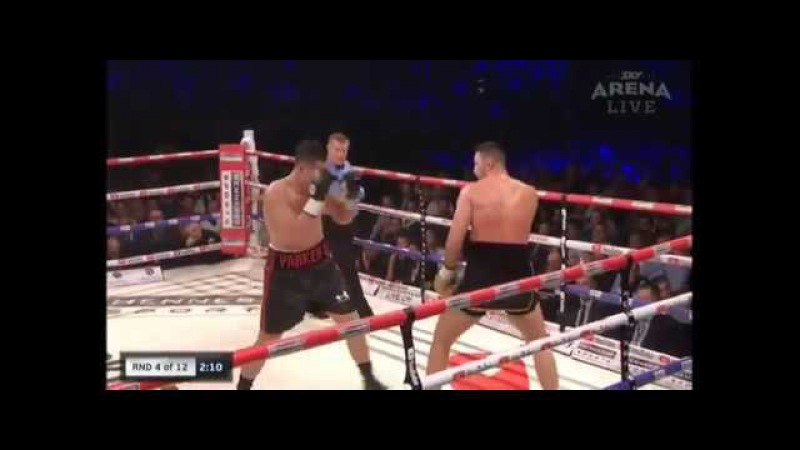 Joseph Parker vs Hughie Fury Highlights WBO Heavyweight Title 2017