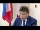 Крым - выступление координатора Дела чести Жуковской - конкурс на главу Симф ...