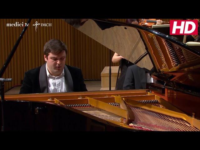 HarbinComp18 Semi Final - Alexander Panfilov - Mozart: Piano Concerto No. 23 in A Major, K. 488