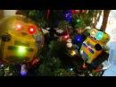 WALL-E bei uns zu Weihnachten / ВАЛЛ-И У НАС НА РОЖДЕСТВО / Что подарить ребенку на Новый Год?