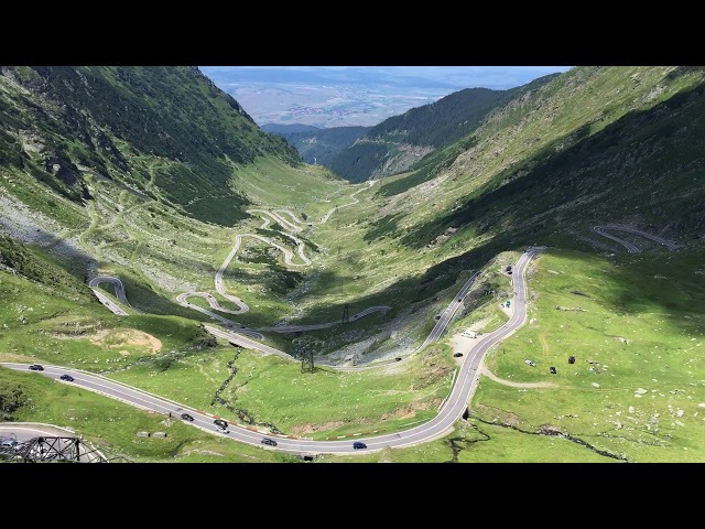 Transfagarashan Road, Romania 2017. Part 12. Lake Balea (2017) - Румыния, озеро Быля (Балеа)