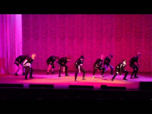 EXO - Intro Call me baby cover by BreakPoint (World IdolCon 281115)