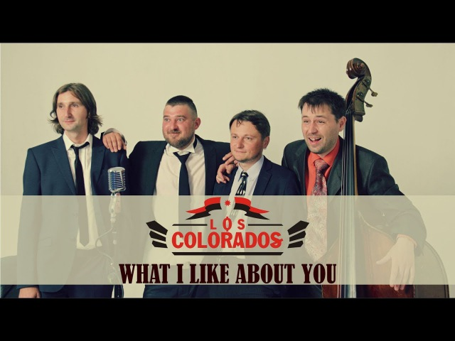 LOS COLORADOS - What I Like About You (The Romantics cover)
