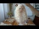 Делаем парик для куклы