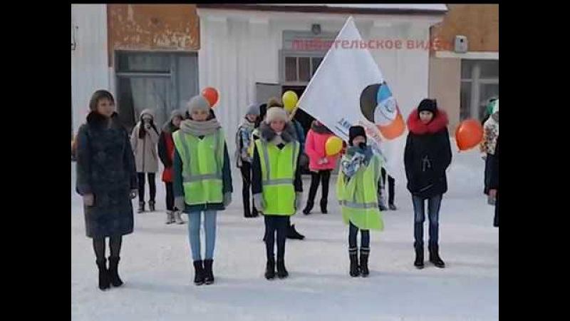 Сотрудники ГИБДД ОМВД Лысьвы отметили 45-летие со дня образования движения юных инспекторов движения
