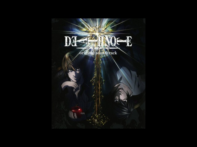 Death Note Soundtrack OST I