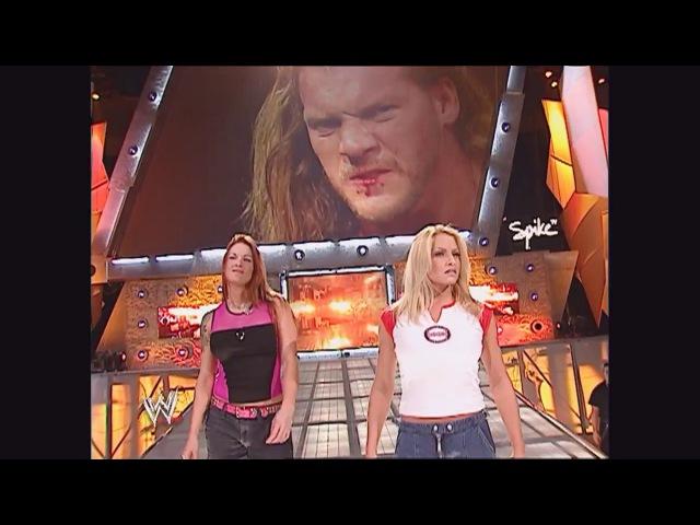 [WCOFP] Chris Jericho Christian vs. The Dudley Boyz - World Tag Team Title Match Raw, Dec. 8, 2003