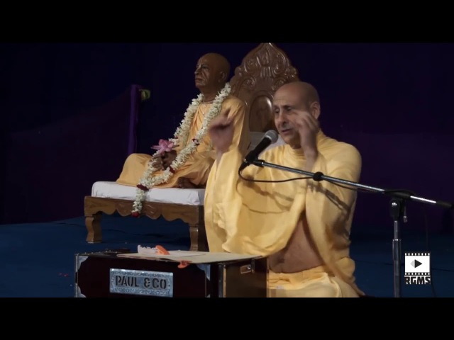 День 8 - Е.С. Радханатха Свами - Махапракаш Лила Господа Чайтаньи