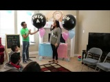 TWINS OF 2018 BABY GENDER REVEAL CUTE UNIQUE BABY SHOWER IDEAS