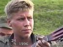Боец поет под гитару - Чечня в огне, Груз 200