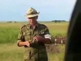 Взрыв боевой гранаты РГД 5