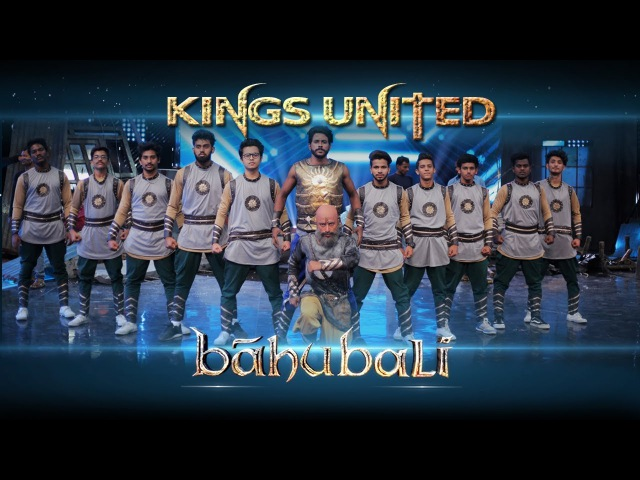 Jiyo Re Baahubali Baahubali 2 The Conclusion Dance Champions Kings United