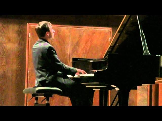 Alexander Kobrin: Beethoven - Piano Sonata No.7 in D major, Op.10 No.3 (movements 3 4)