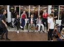 Hip-Hop Beginners Barbara vs Даша Звездочка Метр с кепкой dance battle