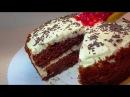 Шоколадный Бисквитный Торт Рецепт Вкусного Торта