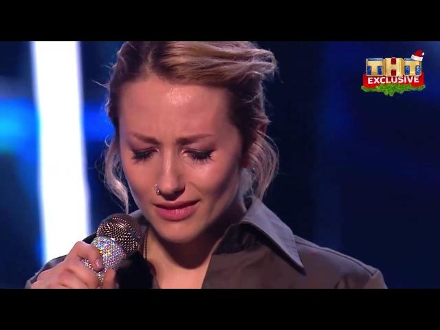 Посмотрите это видео на Rutube: «ТАНЦЫ. ФИНАЛ: Косьмина всех довела до слез»