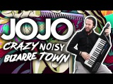CRAZY NOISY BIZARRE TOWN (Jojo's Bizarre Adventure) ENGLISH opening cover Diamond is Unbreakable OP