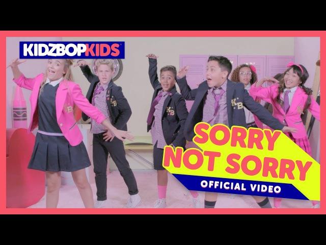 KIDZ BOP Kids – Sorry Not Sorry (Official Music Video) [KIDZ BOP 36]