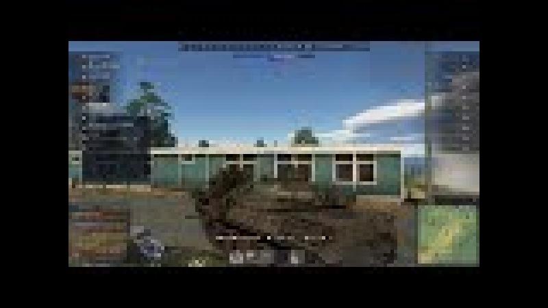 AMX-30 (1972) OP AA confirmed! 2 main cannon sniper air kills