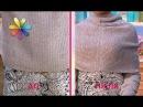Как из старого свитера сделать модный свитер-шарф – Все буде добре. Выпуск 1125 от 20.11.17