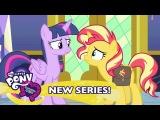 MLP Equestria Girls - Part 2 Sunset Shimmers Saga Forgotten Friendship