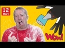 Food Cooking Magic Story for Kids from Steve and Maggie | Speaking Wow English TV Story Time Lessons