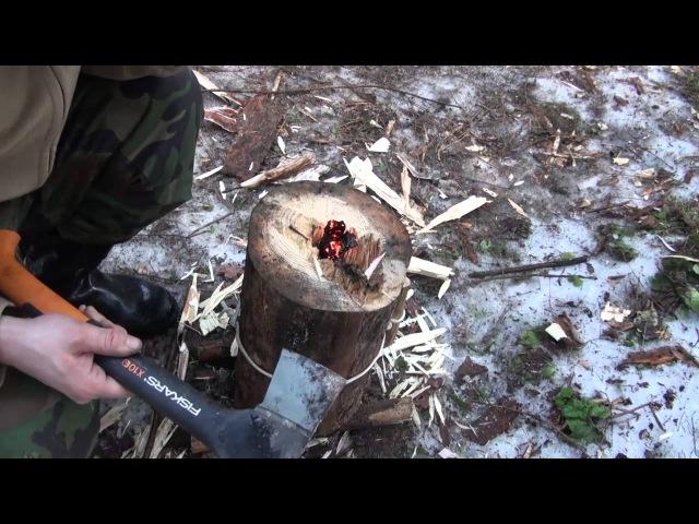Как сделать лесной