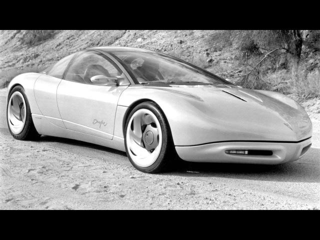 Pontiac Sunfire Concept 1990