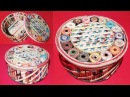 How to make a jewellery box using newspaper Cardboard DIY Newspaper Craft Idea LifeStyle Designs
