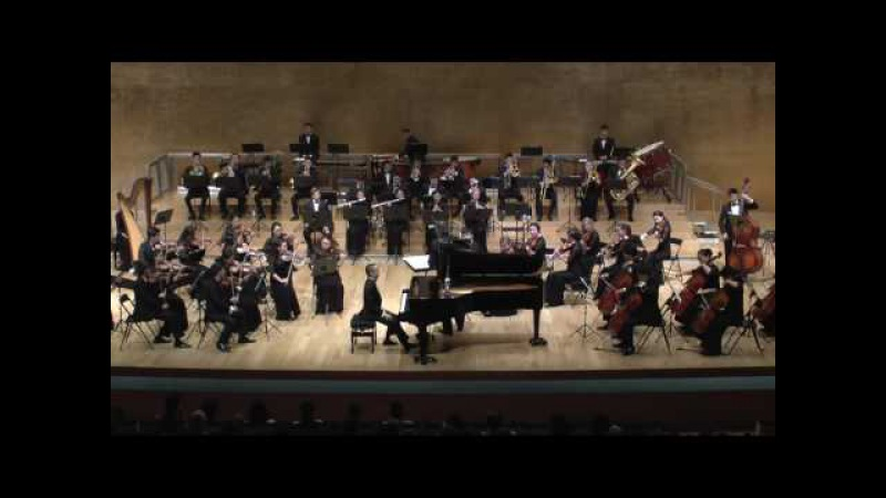 Rakhat-Bi Abdyssagin The Will to Live for piano and symphony orchestra (2015)