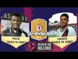 Paulão (Vasco da Gama) x Evander (Vasco da Gama) – Copa EI Games, FIFA 18, Desafio dos Boleiros