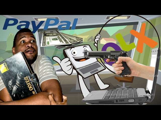 Cuidado com o novo GOLPE OLX/Paypal - Nigéria